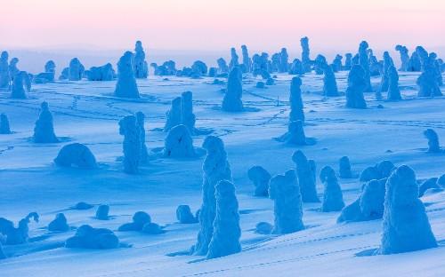 Winter wonderlands: 20 destinations that are better when it's cold
