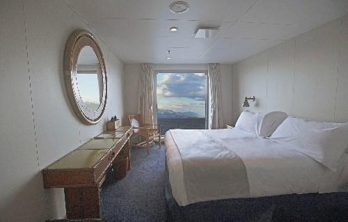 Cruise ship review: Ventus Australis