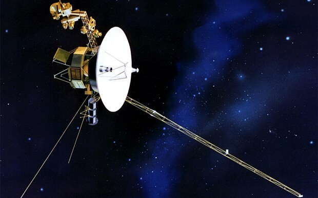 Earth to send final postcard to Voyager