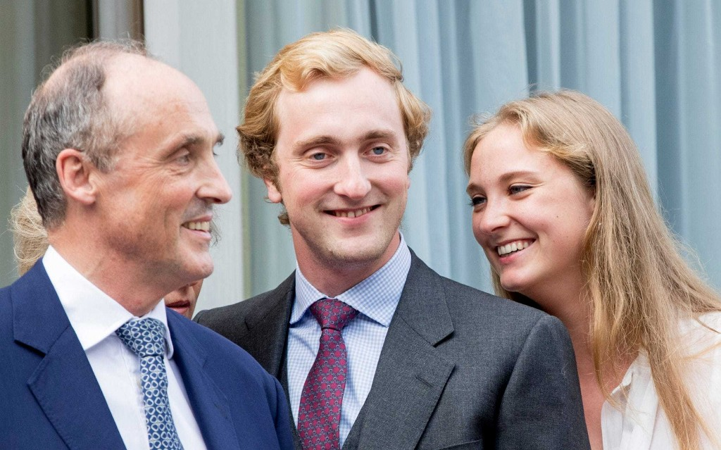 Belgian prince tests positive for Covid after attending high society party in Spain