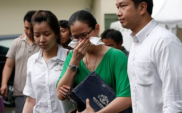 AirAsia families offered half the compensation given to MH370 relatives