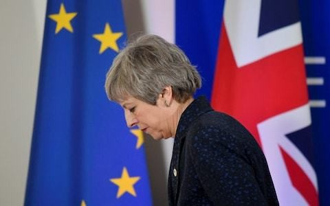 May did not flunk at Brexit because she failed to back 'no deal' - it was political cowardice that finished her