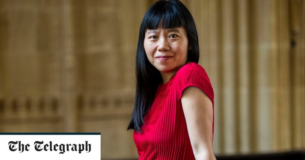 Xiaolu Guo interview: 'Sex is as important 