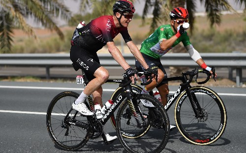 Chris Froome among riders to be tested for coronavirus as UAE Tour is cancelled after disease outbreak
