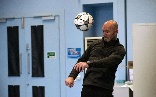 Alan Shearer: I fear I may develop dementia from years of heading heavy footballs