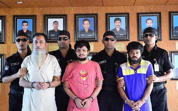 Bangladesh arrests suspected British mastermind of blogger murders