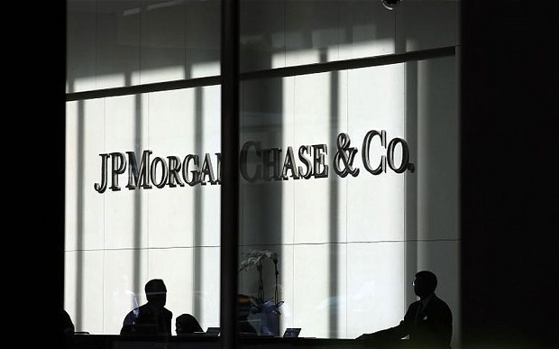 JP Morgan pays $4.5bn to settle mortgage claims