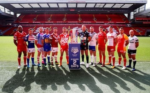 Super League agrees its most lucrative sponsorship deal ever