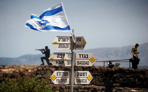 In the name of peace, it is time to accept Israel's possession of the Golan Heights