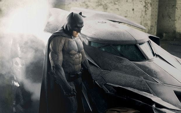 Batman vs Superman trailer to be shown with Mad Max?