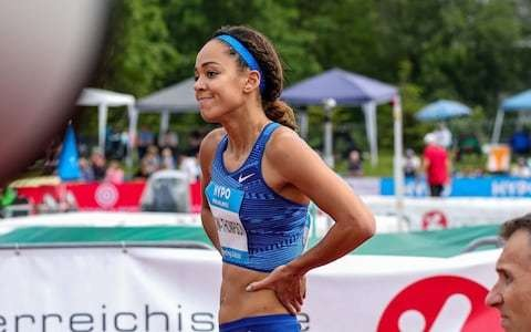 'Now I just need medals': Katarina Johnson-Thompson produces personal best with emphatic heptathlon win in Gotzis