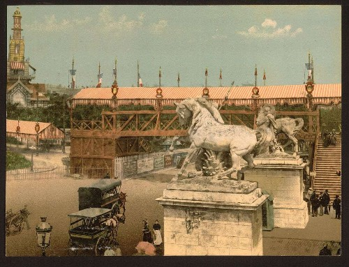 The first colour photographs of France