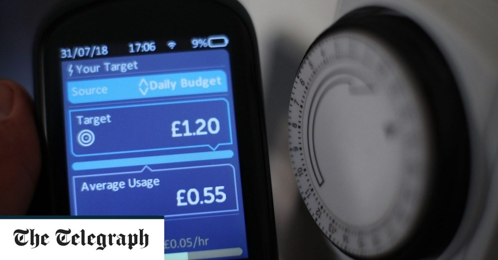 Letters: The deliberate plan for smart meters to switch off household heating