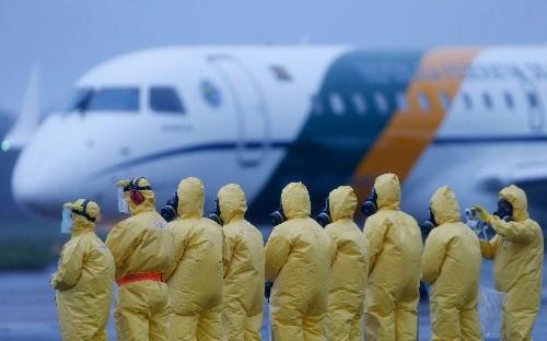 Coronavirus outbreak leaves customers waiting weeks for refunds on China flights