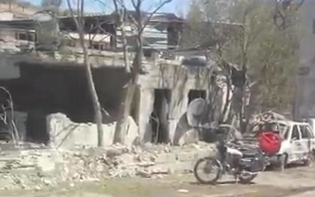Maternity hospital in Syria bombed, leaving five dead