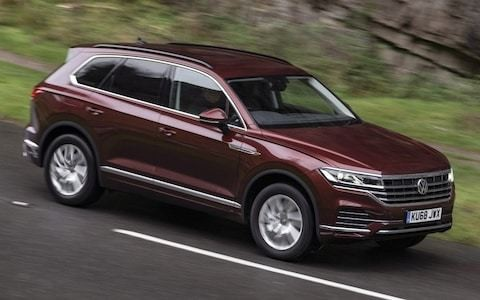 Volkswagen Touareg TSI review: does petrol power add much-needed personality to VW's largest SUV?