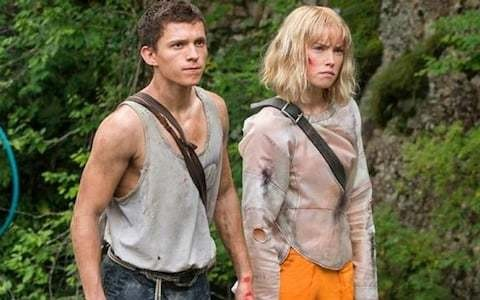 Chaos Walking: when will Tom Holland and Daisy Ridley's 'unreleasable' $100m sci-fi movie limp into cinemas?
