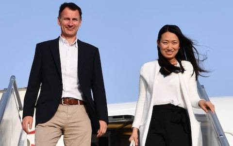 Huawei is legally-obliged to co-operate with Chinese intelligence services, Jeremy Hunt warns