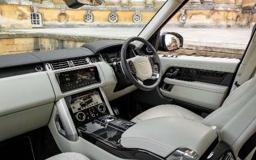 Range Rover review: why this British beast is no longer king of the road