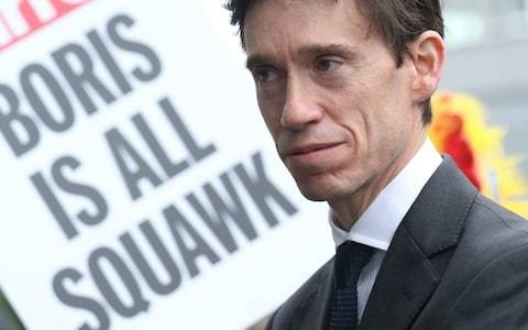 Rory Stewart and his inane policies cannot avoid proper scrutiny forever