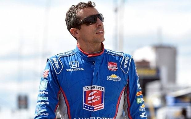 IndyCar drivers honour Justin Wilson with motorcade across Golden Gate Bridge