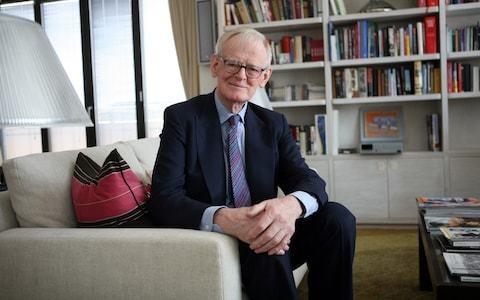 Stuart Wheeler: 'I worry that Boris will allow a very soft Brexit'
