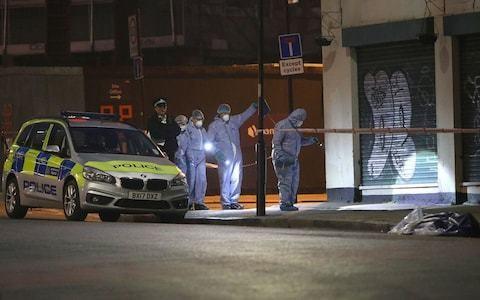 Fatal stabbings hit 100 in Britain in 2019