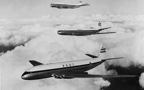 As Boeing's woes grow, the crisis has parallels with ill-fated Comet, the world's first jetliner