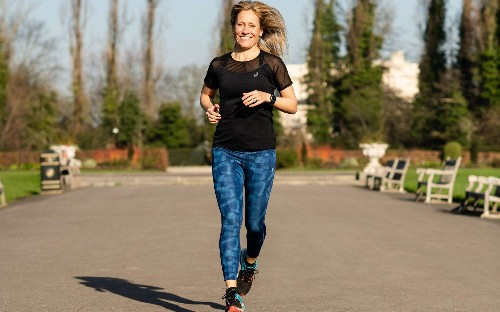 From London Marathon collapse to international vest: Newsreader Sophie Raworth, 51, on the power of running