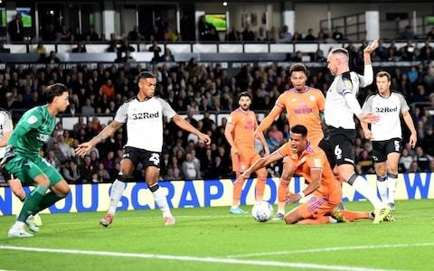Philip Cocu's wait for second win as Derby boss goes on as Cardiff's equaliser earns them a point