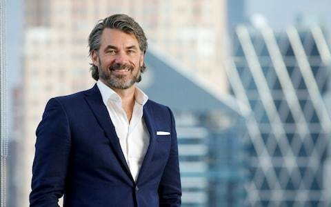 Former BT boss Gavin Patterson to join software giant Salesforce