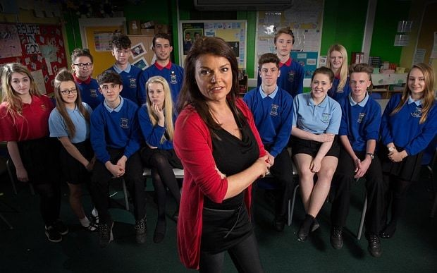 Channel 4 sex education documentary brings pornography into the classroom
