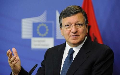 Goldman Sachs hires former EU president Barroso after Brexit vote