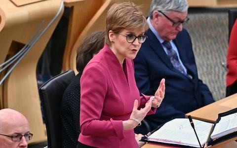 Nicola Sturgeon finally admits Scottish schools' science and maths performance 'not good enough' as full extent of decline exposed