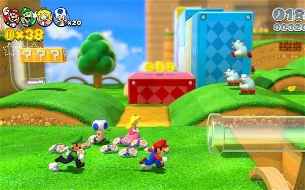 E3 2013: Super Mario 3D World hands-on preview