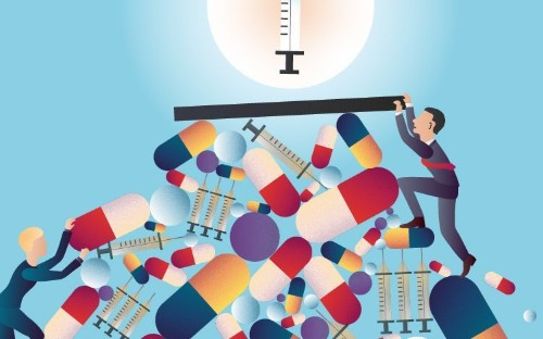 GSK vs AstraZeneca and the fierce race to produce the next blockbuster drug