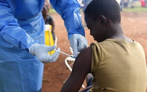 Measles has now killed more people in DRC than Ebola – and almost all of them are children