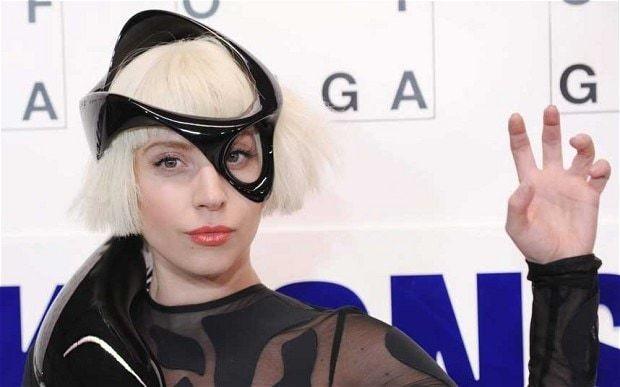 Lady Gaga: 'pop music is like junk food'