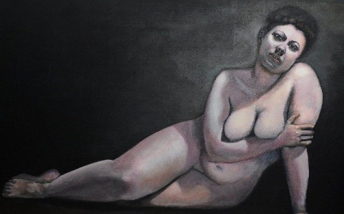 Nude paintings removed from cathedral art show after complaints from worshippers