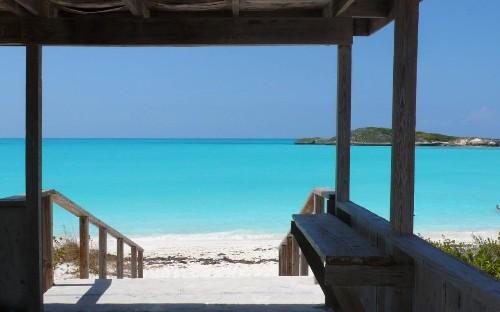 The Bahamas: beaches