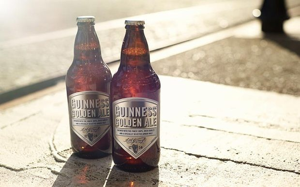 Guinness to launch golden ale to secure place in beer market