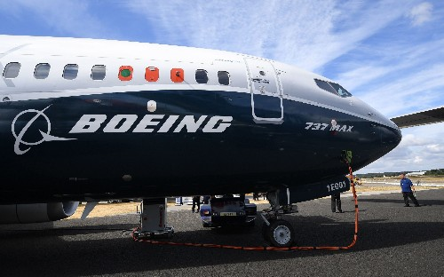 New blow for Boeing after debris found in 737 Max fuel tanks