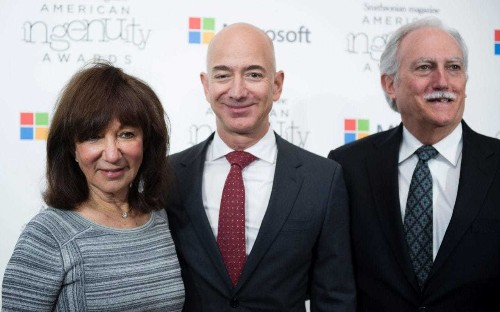 How the parents of Amazon's Jeff Bezos made the most profitable investment of all time