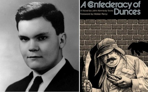 Literature's funniest failure: the tragicomic life of A Confederacy of Dunces author John Kennedy Toole