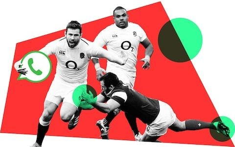 Join Telegraph Rugby WhatsApp for news, analysis and talking points during the 2020 Six Nations