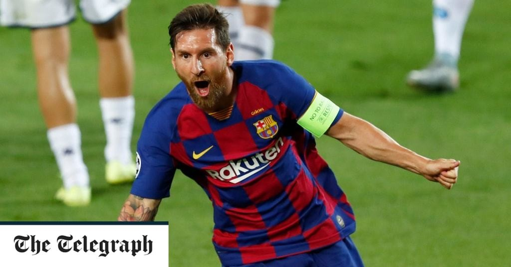 Lionel Messi produces yet more magic and inspires Barcelona to victory over Napoli