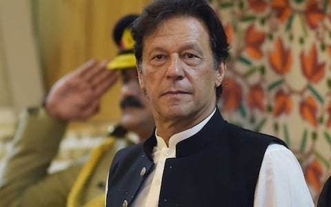 Pakistan trained al-Qaeda, says Imran Khan
