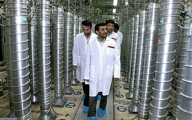 Stuxnet worm 'increased' Iran's nuclear potential