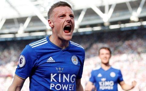 Brendan Rodgers tactical tweaks unlock Jamie Vardy's potency once more for Leicester