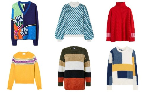 From £15 to £1,275: the best knitwear to shop this autumn